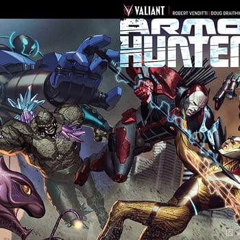 Valiant Unleashes Chromium Covers This Summer