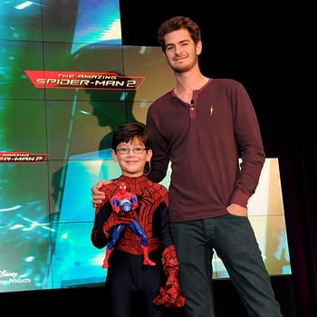 Now Other Spider-Man Andrew Garfield Lip-Syncs For His Life