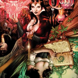 Free On Bleeding Cool – Dynamite Fantasy: Blood Queen #1