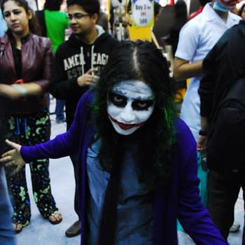 Rising From The East &#8211 Explosiveness at The First Comic Con India In New Delhi Plus Photogallery