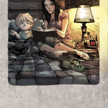Fairy Quest 2: Outcasts Kickstarts, Partners With Boom – And Paul Jenkins Finds Fairy Tales 'Liberating'