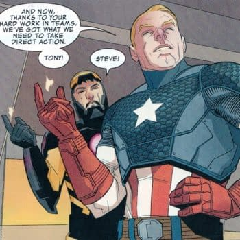 Panel Of The Week: Avengers Assemble #24