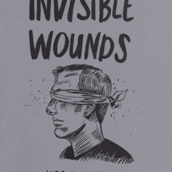 So What? Press Announces MoCCA Fest Debut Of Jess Ruliffson's Invisible Wounds And Summer Release City Chickens