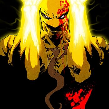 Kaare Andrews On Upcoming Iron Fist From Marvel And New Film Cabin Fever: Patient Zero – The Bleeding Cool Interview