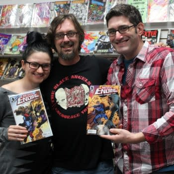 'We Really Are Hope Junkies, Even Though It Isn't Always Easy' – Never Ending and Amelia Cole Co-Writers D.J. Kirkbride And Adam P. Knave Talk Shop