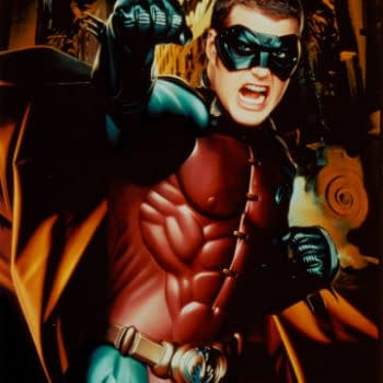 Chris O'Donnell Still Has His Robin Costume