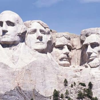 The Mount Rushmore Of The Comic Industry