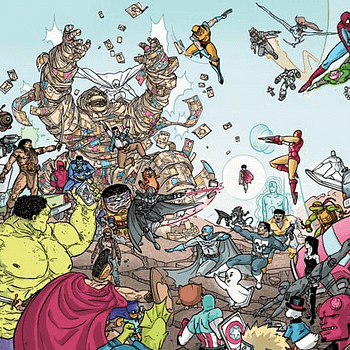 This Is What The World Looks Like &#8211 Talking With Judge Dredd: Mega-City Twos Ulises Farinas