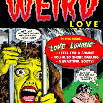 IDW Announces Weird Love Today With A Volley of Valentine's Cards