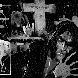 Spotlight on ComiXology Submit – The Undertaker Mortonstone, Testament, Healed