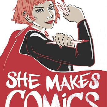 From The Team Behind The Image Revolution &#8211 She Makes Comics Hits Kickstarter