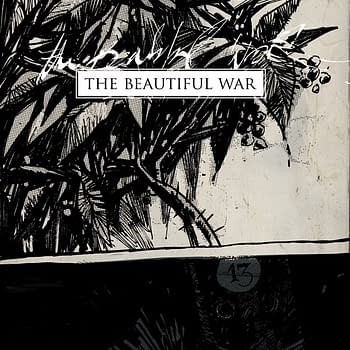 Ashley Wood And T P Louise Return To IDW With The Beautiful War