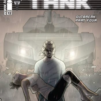 Preview of Think Tank #12 – The End Of Season One