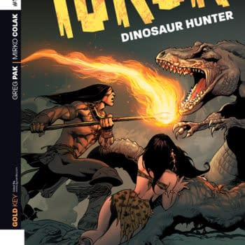 Turok: Dinosaur Hunter #2 Gets Steampunk Retailer Incentive Covers And #1 Goes Back To Print