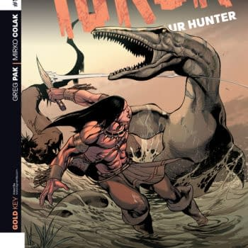Westfield Comics Gives Away Turok #1 Variant And 50% Off Gold Key #1s