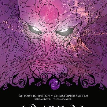 Antony Johnston Shares His Own Writers Notes For Umbral #3 With Bleeding Cool