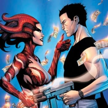 Preview Of Artifacts #35 By Top Cow's 2012 Talent Contest Winner