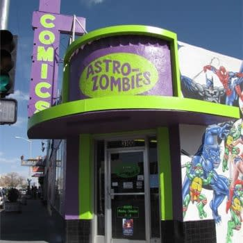 Maxx's Super Awesome Comic Review Show – From Astro-Zombies In Albuquerque, NM!