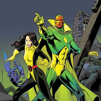 Brian Bendis And Kevin Nowlan Drop Off Final Issue Of A+X