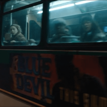 Blue Devil Gets A Movie – But Only In Arrow