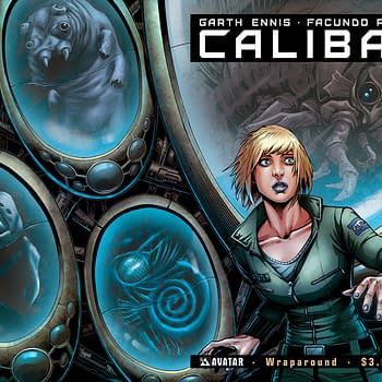 Theres No Road Map No Rule Book In Caliban &#8211 The Bleeding Cool Interview With Garth Ennis