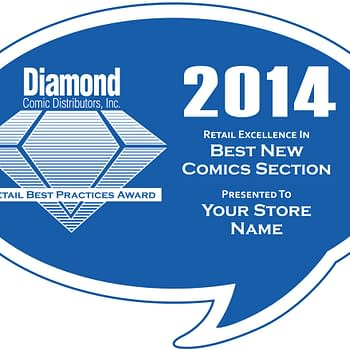 Diamond Comic Distributors Launches Best Practice Awards For May