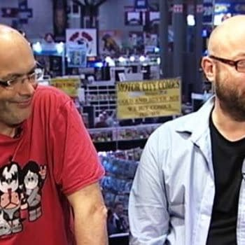 Dan Abnett Talks About Splitting With Andy Lanning, And Working With James Gunn
