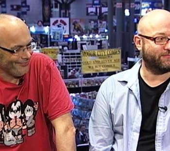Dan Abnett Talks About Splitting With Andy Lanning And Working With James Gunn