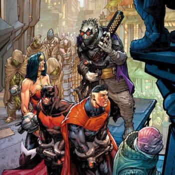 Justice League 3000 #3 – Arrogant League Of The Dismal Future
