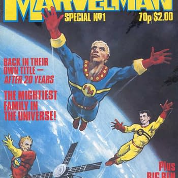 Miracleman #4 To Include Marvelman Summer Special And Warpsmith Stories From A1