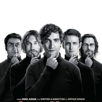 First Poster For Mike Judges New HBO Comedy Silicon Valley