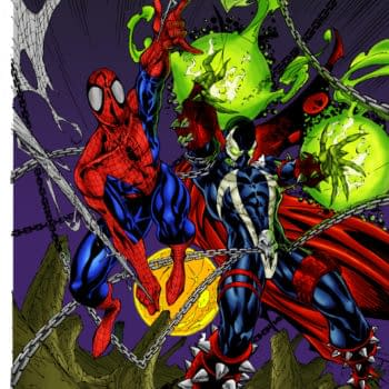 The Spawn/Spider-Man Crossover From Todd McFarlane And Joe Quesada Is One Phone Call Away
