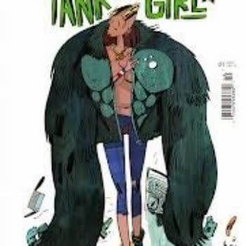 What Is Tank Girl?