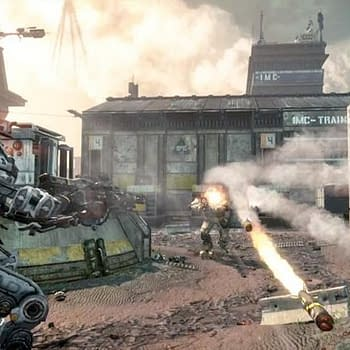 Titanfall 2 Gets A Teaser Ahead Of Tomorrows Reveal