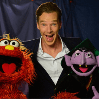 Sesame Street Becomes The Hub Of Cool As Benedict Cumberbatch Announced As Host