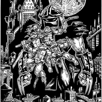 Kevin Eastman And Peter Laird Collaborate On New Teenage Mutant Ninja Turtles Cover