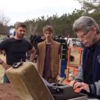 """Video: Under The Dome Season 2 Begins Production With Stephen King """"Tweeting"""" From Set"""