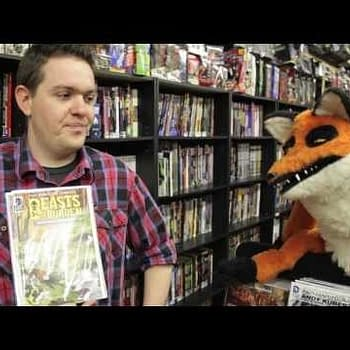 Maxxs Super Awesome Comic Review Show &#8211 Triumphal Returns From Stray Bullets To Beasts Of Burden
