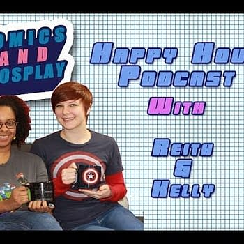 Comics And Cosplay Happy Hour &#8211 Captain America: Winter Soldier Agents Of SHIELD And More