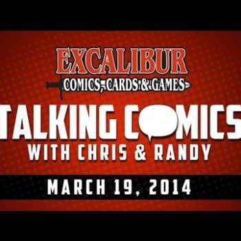 Talking Comics Debuts -Discussing This Week's Upcoming Titles, All The Way From Shreveport, Louisiana