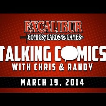 Talking Comics Debuts -Discussing This Weeks Upcoming Titles All The Way From Shreveport Louisiana