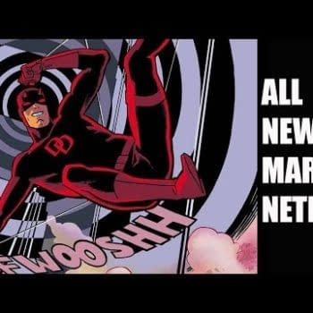 A Comic Show – Daredevil's Going Back To Cali!
