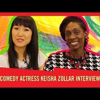Its A Draw With Natalie Kim &#8211 Featuring Keisha Zollar