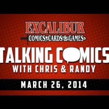 Talking Comics – Discussing This Week's Upcoming Titles From Real Heroes To All New Ghost Rider And Silver Surfer