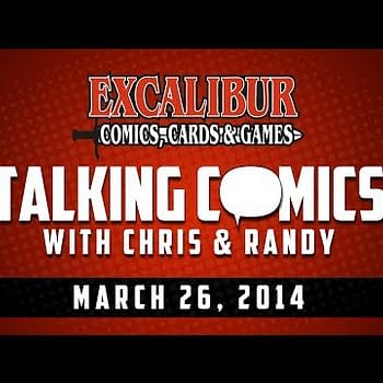Talking Comics &#8211 Discussing This Weeks Upcoming Titles From Real Heroes To All New Ghost Rider And Silver Surfer