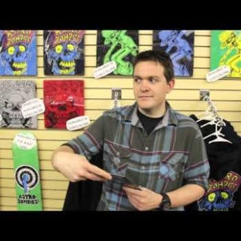 Maxx's Super Awesome Comic Review Show – From X-Files To Sandman And Uber