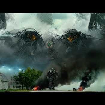 First Trailer For Transformers: Age Of Extinction