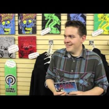 Maxx's Super Awesome Comic Review Show – From Magneto To The Walking Dead
