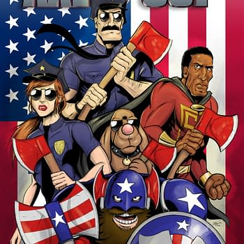 Axe Cop: American Choppers Is Coming From Dark Horse And You Can Ask Axe Cop &#8211 The Bleeding Cool Interview With Ethan Nicholle