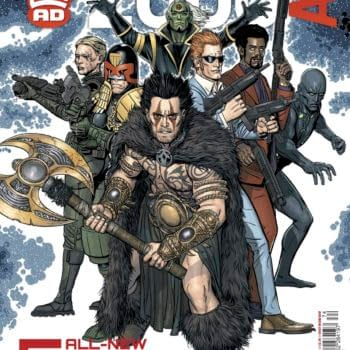 Preview 2000AD's 'Jumping On Point' Prog 1874 That Sold Out At The Distributor Level
